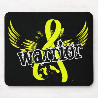 Warrior 16 Bladder Cancer Mouse Pads
