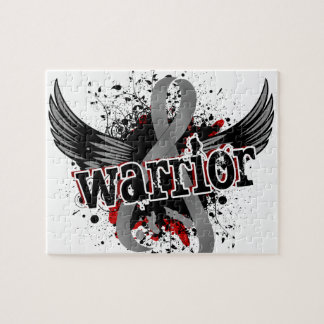 Warrior 16 Brain Cancer Jigsaw Puzzle