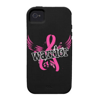 Warrior 16 Breast Cancer iPhone 4/4S Cover
