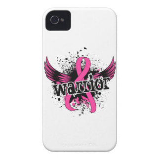 Warrior 16 Breast Cancer iPhone 4 Covers