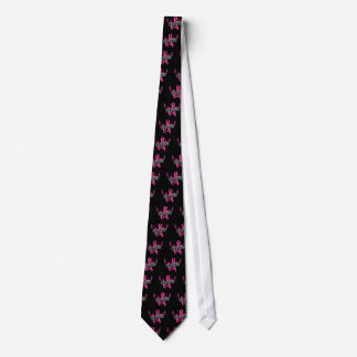 Warrior 16 Breast Cancer Tie
