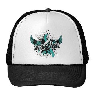 Warrior 16 Cervical Cancer Trucker Hat