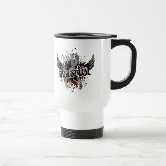 Warrior 16 Diabetes Travel Mug