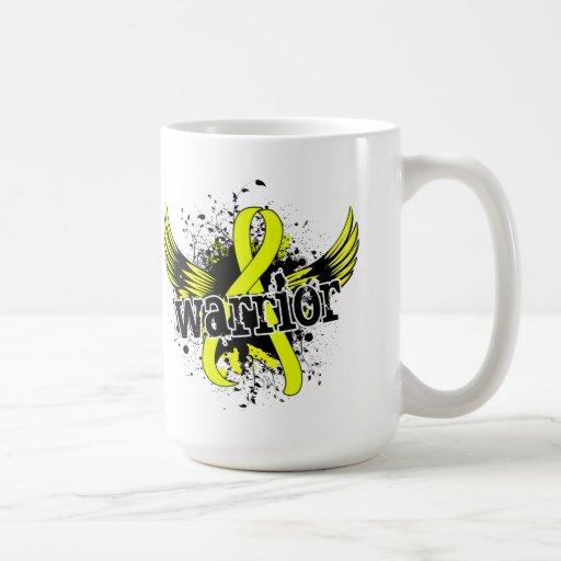 Warrior 16 Endometriosis Coffee Mugs