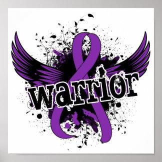Warrior 16 Epilepsy Poster