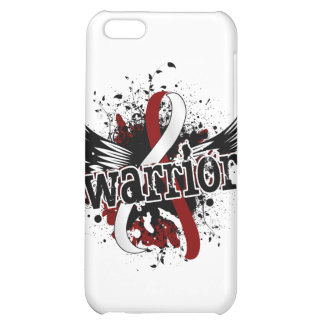 Warrior 16 Head and Neck Cancer Case For iPhone 5C