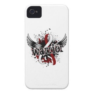 Warrior 16 Head and Neck Cancer iPhone 4 Case