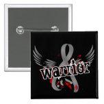 Warrior 16 Juvenile Diabetes Badge