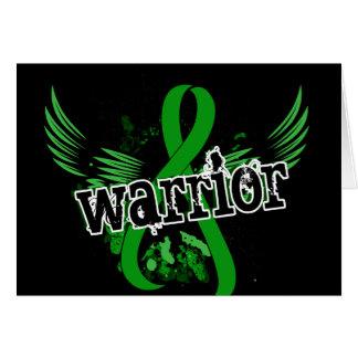 Warrior 16 Kidney Disease Greeting Card