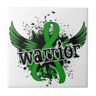 Warrior 16 Kidney Disease Small Square Tile