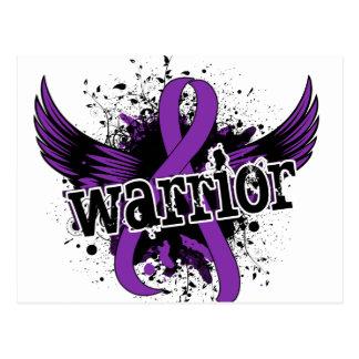 Warrior 16 Leiomyosarcoma Postcard