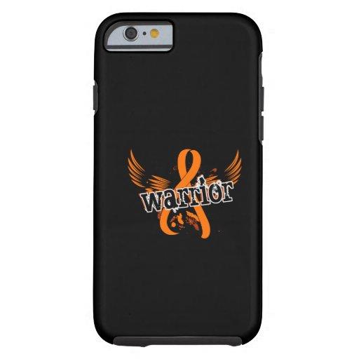 Warrior 16 Leukemia iPhone 6 Case