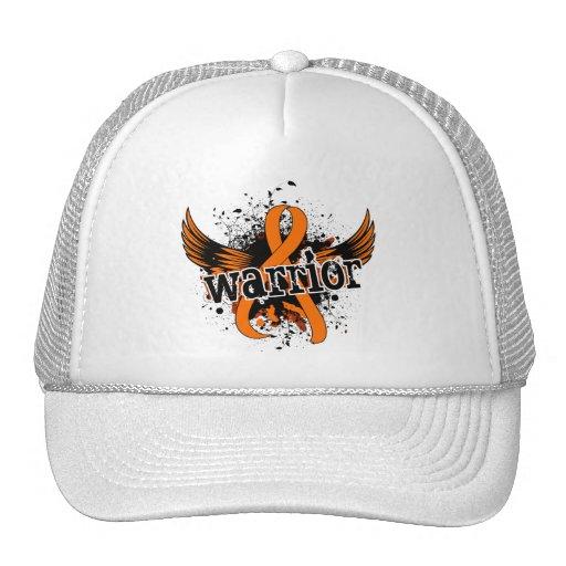 Warrior 16 Leukemia Mesh Hat
