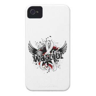 Warrior 16 Lung Cancer iPhone 4 Cases