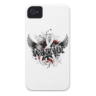 Warrior 16 Lung Cancer Case-Mate iPhone 4 Cases