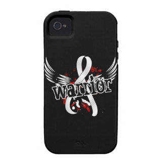 Warrior 16 Lung Cancer iPhone 4/4S Case