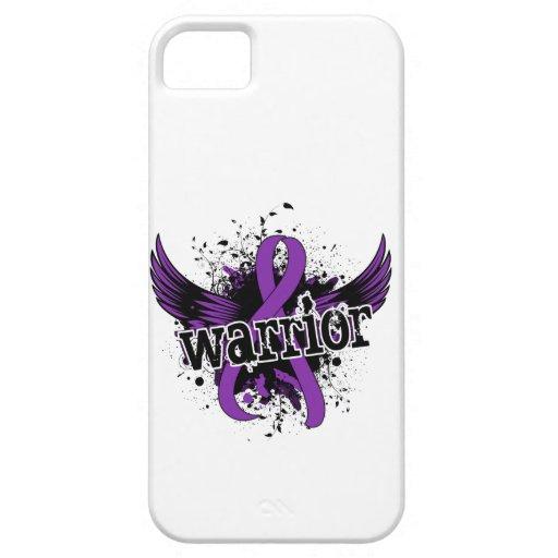 Warrior 16 Lupus iPhone 5 Case