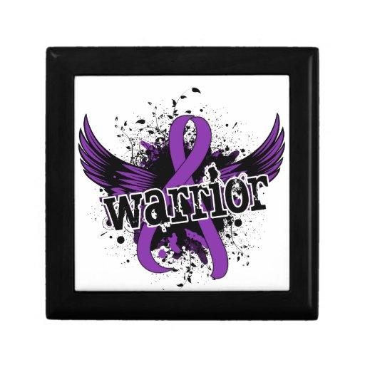 Warrior 16 Lupus Jewelry Box