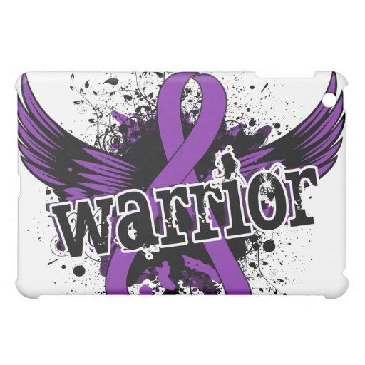 Warrior 16 Lupus iPad Mini Cover
