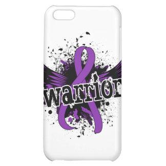 Warrior 16 Lupus iPhone 5C Cases
