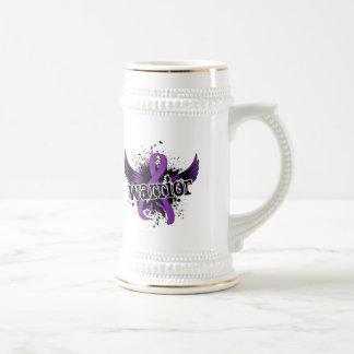 Warrior 16 Lupus Coffee Mugs