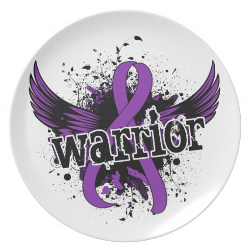 Warrior 16 Lupus Party Plate