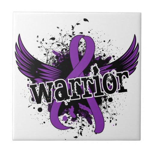 Warrior 16 Lupus Tiles