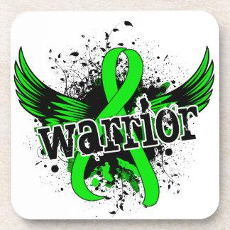 Warrior 16 Lyme Disease Coasters