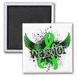 Warrior 16 Lyme Disease Magnets