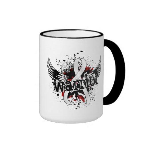 Warrior 16 Mesothelioma Mugs