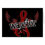 Warrior 16 Multiple Myeloma Greeting Card