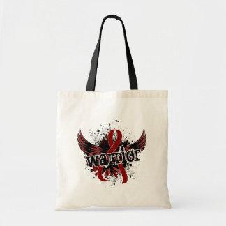 Warrior 16 Multiple Myeloma Budget Tote Bag