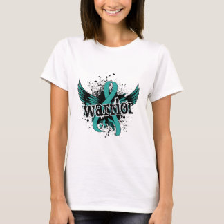 Warrior 16 Peritoneal Cancer T-Shirt