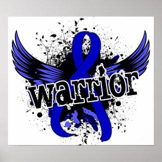 Warrior 16 Rectal Cancer Poster