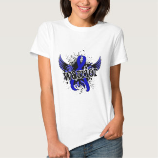 Warrior 16 Rectal Cancer Tee Shirts