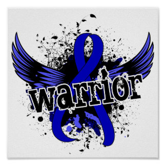 Warrior 16 Rheumatoid Arthritis Poster