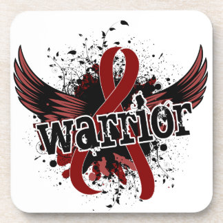 Warrior 16 Sickle Cell Disease Coaster