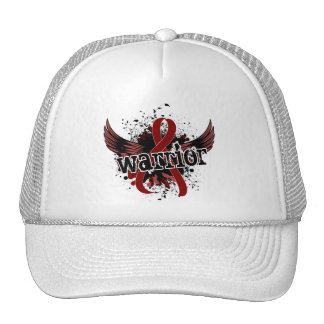 Warrior 16 Sickle Cell Disease Trucker Hats