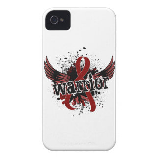 Warrior 16 Sickle Cell Disease iPhone 4 Case-Mate Case