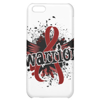 Warrior 16 Sickle Cell Disease iPhone 5C Cases