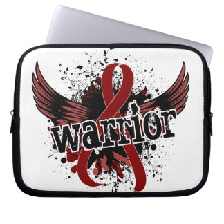 Warrior 16 Sickle Cell Disease Laptop Computer Sleeve