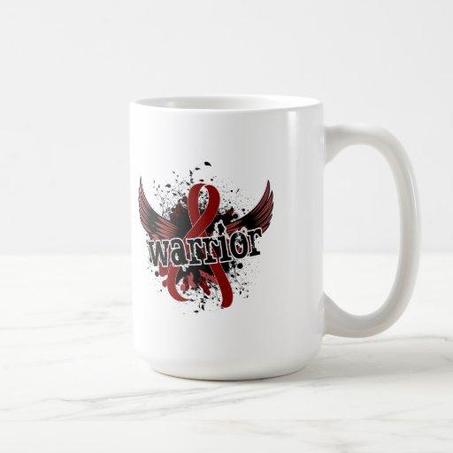 Warrior 16 Sickle Cell Disease Mug