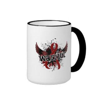 Warrior 16 Sickle Cell Disease Ringer Mug