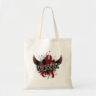 Warrior 16 Sickle Cell Disease Budget Tote Bag
