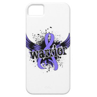 Warrior 16 Stomach Cancer iPhone 5 Cases
