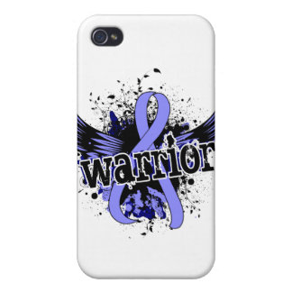 Warrior 16 Thyroid Disease Covers For iPhone 4