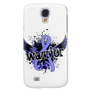 Warrior 16 Thyroid Disease Galaxy S4 Covers