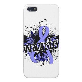 Warrior 16 Thyroid Disease iPhone 5 Case