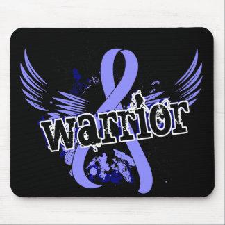 Warrior 16 Thyroid Disease Mousepads
