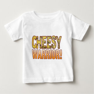 Warrior Blue Cheesy Baby T-Shirt